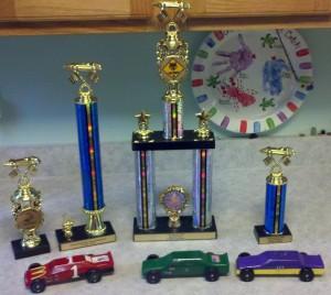 HOEI-Daddy Life Racing Team Cars