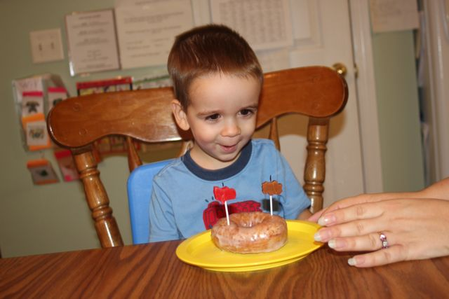 Levi turns 2