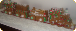 2008 Gingerbread Train